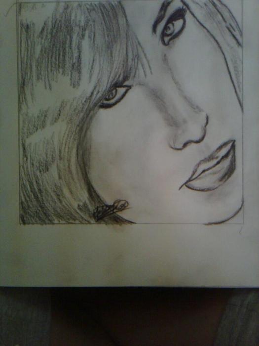Aaliyah by yesseniarose22